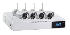 NVR - Video Registratore di Rete