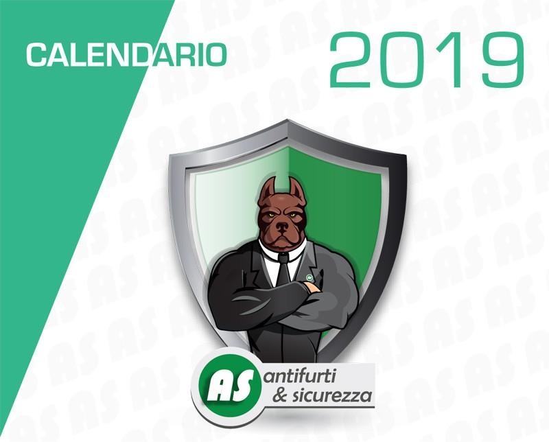 Mini Calendario 2019 11x21