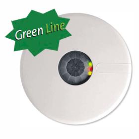 lunar green line