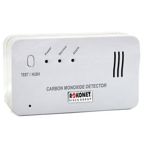Rilevatore Radio Monossido di carbonio Rokonet