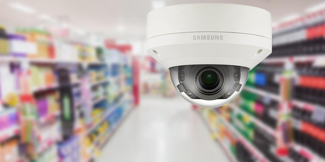 telecamere supermercato