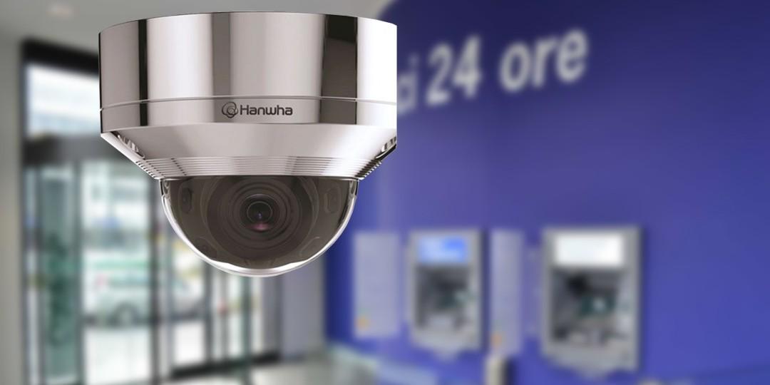 telecamere banche