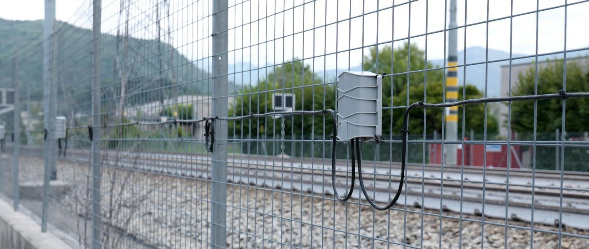 protezione cancello